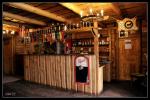 Bar - vnitřní posezení