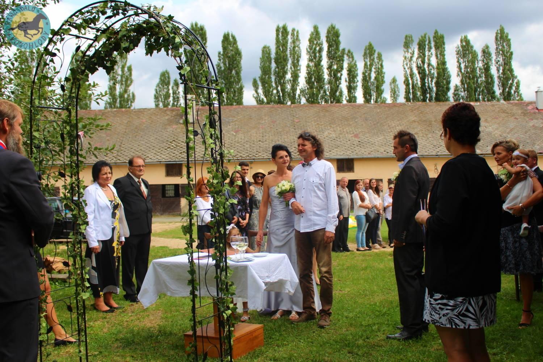 svatba Ranč Dalu
